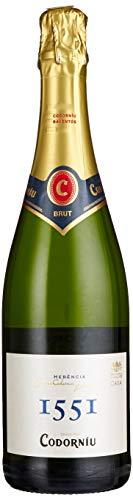 Codorniu Cava 1551 Brut Codorníu (1 x 750 ml)