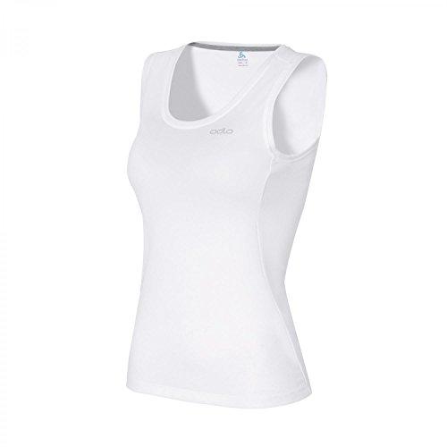 Odlo Sophie Débardeur Multisport Femme, Blanc, FR (Taille Fabricant : XL)
