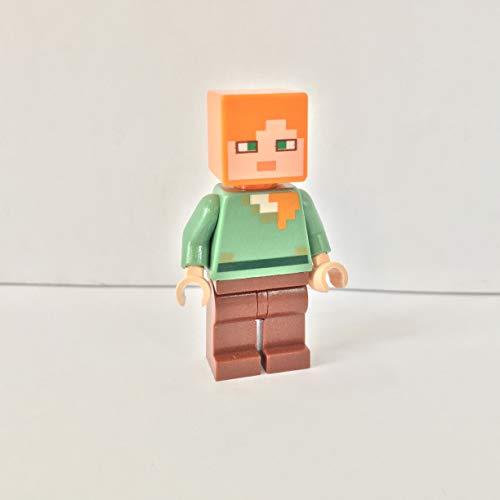 LEGO Figur Alex--Minecraft (aus 21152)