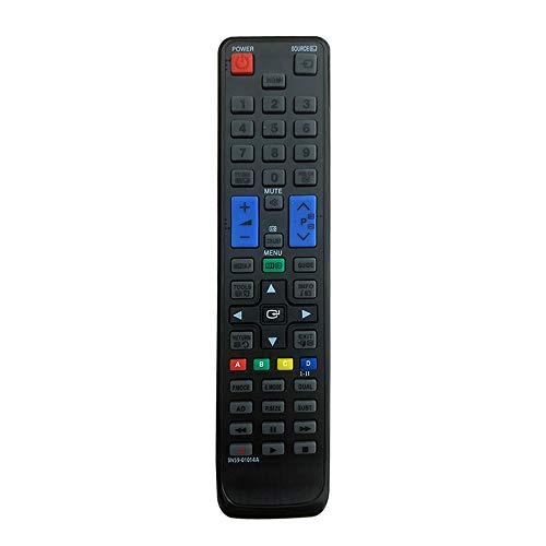 MYHGRC - Mando a distancia de repuesto para Samsung BN59-01014A para Samsung Smart TV BN59-01015A BN59-01039A BN59-01069A- no requiere configuración mando a distancia universal para TV Samsung