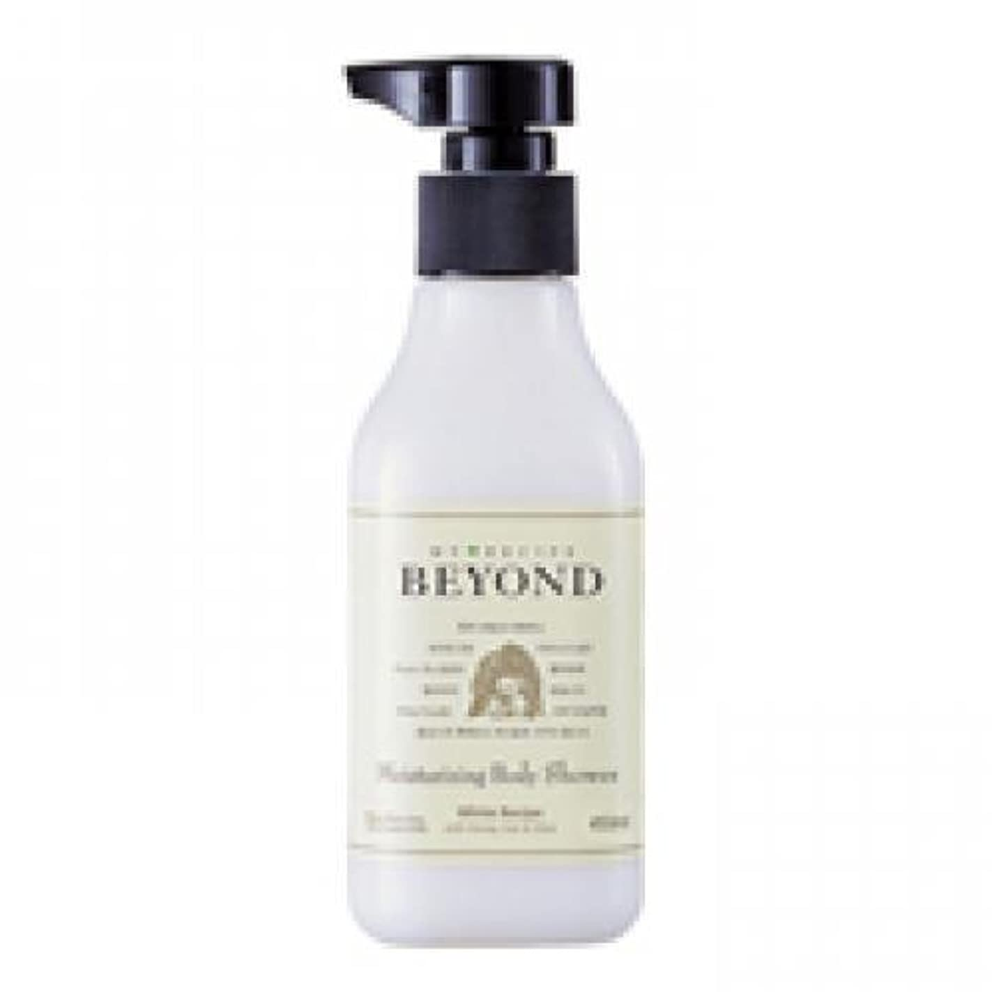 ファッション気取らないジョリーBEYOND Moisturizing Body Shower 450ml [Korean Import]