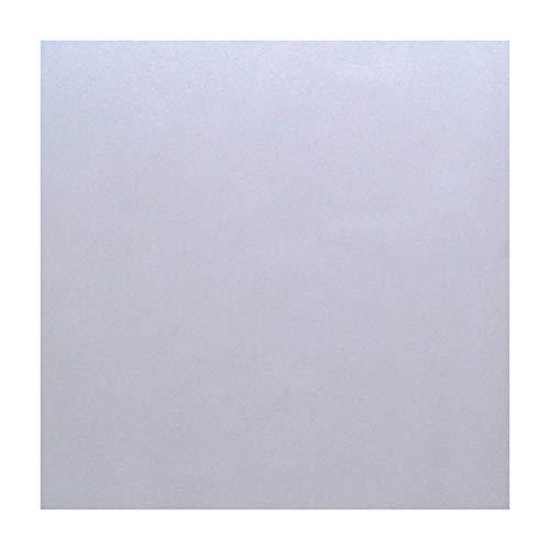 Neoxxim Milchglasfolie 5€/m2 200 x 122 cm - Dekor Deko Fensterfolie - Selbstklebende Folie Milchglas Sichtschutz Fenster Folie, Sichtschutzfolie, Frostfolie