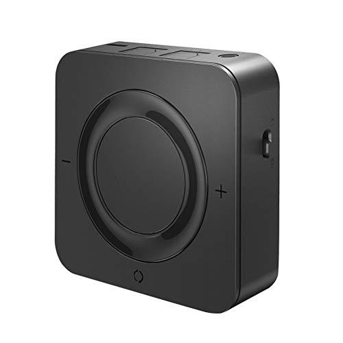 Uonlytech Adaptateur Audio Bluetooth Émetteur Bluetooth et récepteur sans Fil