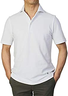 ギローバー GUY ROVER ポロ シャツ カッタウェイ コットン パイル 半袖 PC435501501 [並行輸入品]