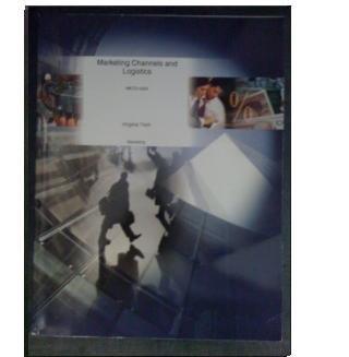 Marketing Channels and Logistics Virginia Tech MKTG 4354