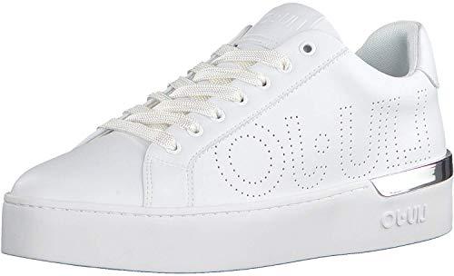 Liu Jo Silvia 10 Sneakers Donna Nero (Numeric_37)