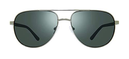 Revo Conrad - Gafas de sol polarizadas (59 mm), color gris
