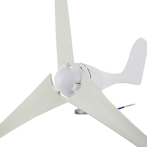 Vertical Wind Turbine for Home Use