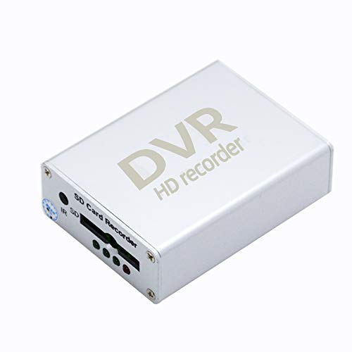 Mini DVR 1 Channel Video Recorder for Home Security Vehicle car Security.Elevator Lift Video Record FPV dvr