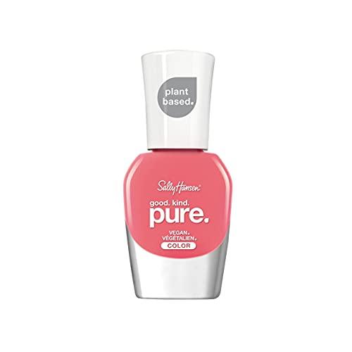 Sally Hansen - Good Kind Pure Vegan Nail Polish, Coral Calm, 0.33 fl Oz