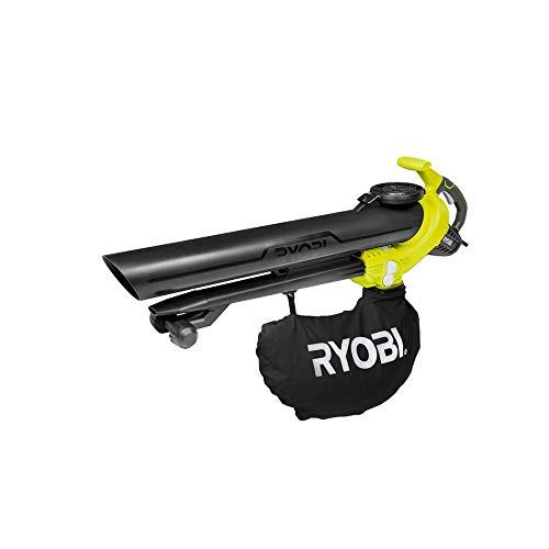 Ryobi RBV3000CESV Elektro Laubbläser, Laubhäcksler, Laubsauger 230V