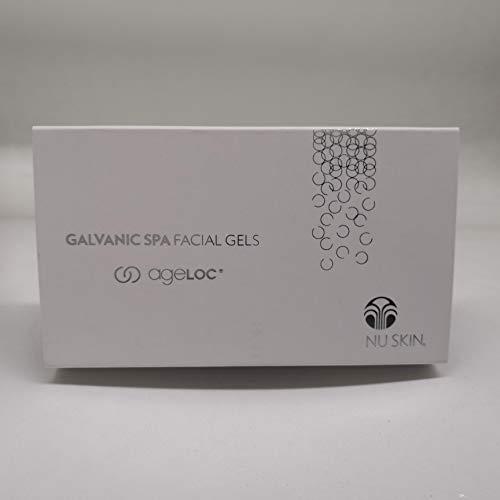 Nuskin galvánico Spa ageloc geles Pack Nu Piel Nuskin