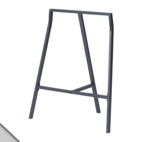 Ikea - Caballete VIKA LERBERG, gris (X2)