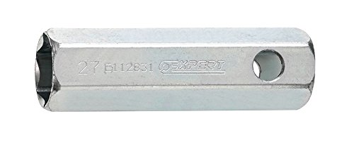 Preisvergleich Produktbild EXPERT E112822 Einfache Sechseck-Rohrsteckschlüssel 13 Mm