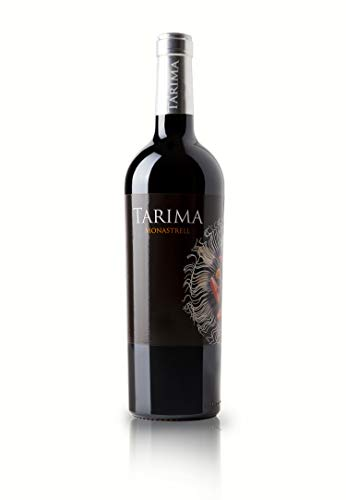 Vino Tinto Tarima Monastrell - 6 Meses - de Bodegas y Viñedos Volver. Variedad Monastrell. Vino de Alicante (Caja 6 Botellas de 750 ml)
