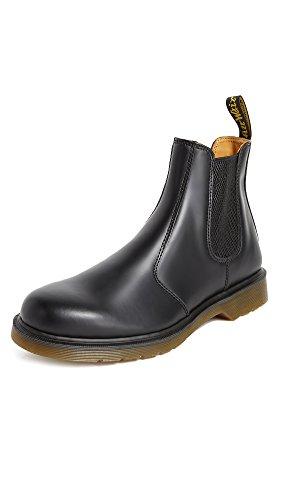 Dr. Martens 2976 GAUCHO Unisex-Erwachsene Chelsea Boots, Schwarz, 42 EU