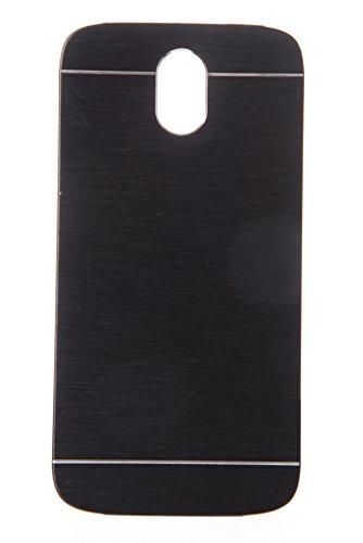 Purple Eyes Motomo Metal Hard Back Case for HTC Desire 526G /526G Plus Black