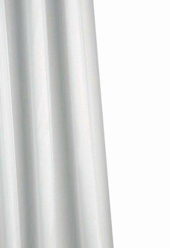 Croydex Professional Textil-Duschvorhang, 1800x1800mm, weiß