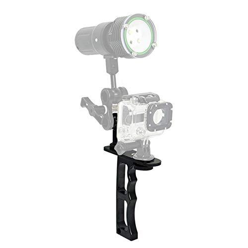 Archon Z09 - Soporte de brazo para linterna de buceo (116 mm)