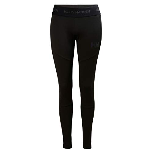 Helly Hansen W HH LIFA Active Basleayer Pant, Mujer, Black, M