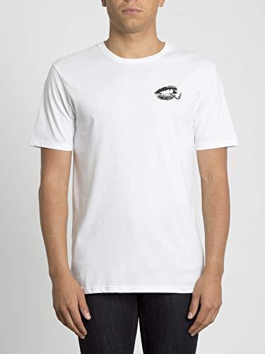 Volcom Ladies Night BSC SS Herren-T-Shirt M weiß