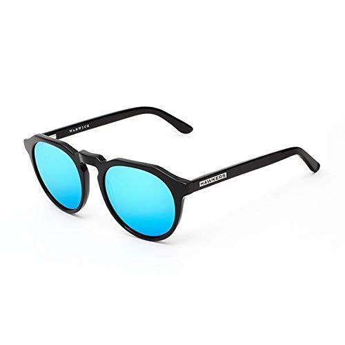 HAWKERS · WARWICK X · Diamond black · Clear blue TR18 · Gafas de sol para hombre y mujer