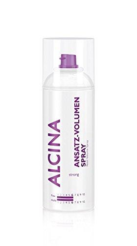 Alcina Styling Strong - Ansatz-Volumen Spray Gibt dem Haar mehr Halt & Sprannkraft am Haaransatz - 200 ml