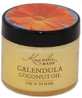 KUUMBA MADE Calendula Coconut Oil, 2 OZ