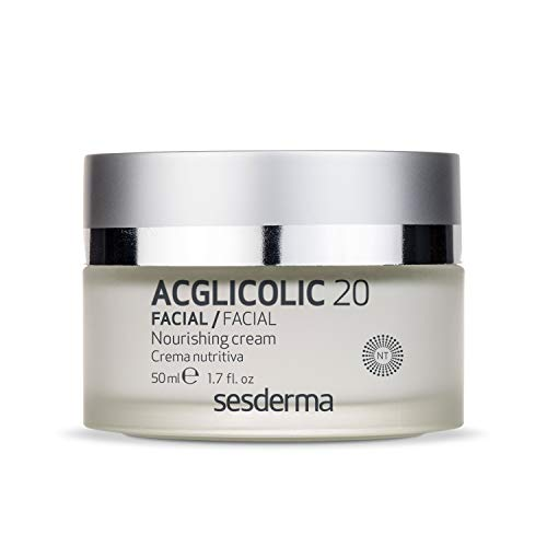 Sesderma Acglicolic 20 Crema Nutritiva Antienvejecimiento - 50 gr