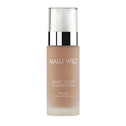 Malu Wilz Kosmetik Velvet Touch Foundation 03 sand rose cake