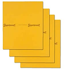 top rated ShamWow Towel, Original Super Absorbent Multipurpose Cleaning Cloth Shammy (Suede) for Cars … 2021