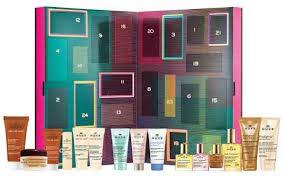 Nux-e NUXE Beauty Adventskalender 2019 Frauen - Kosmetik Advent Kalender für die Frau, Beautykalender im Wert von 200 €, Kosmetikkalender mit 24 Beauty Produkten für Damen, Makeup Parfum Cremes