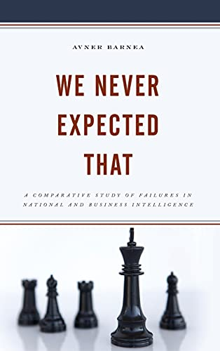 We Never Expected That: A Comparative Study of Failures in National and Business Intelligence