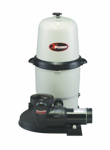 Hayward CC10092S XStream 1 HP Above-Ground Pool Filter Pump...