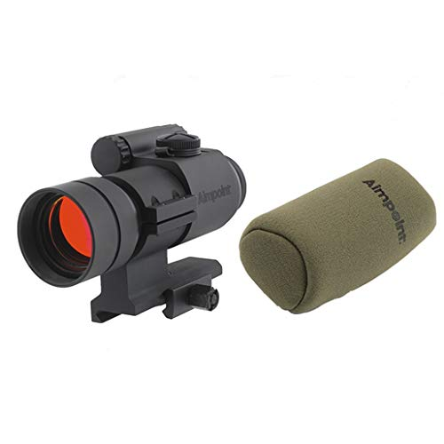 Aimpoint ACO Red Dot Reflex Sight with Mount and Scopecoat Cover - 2 MOA