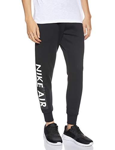 Nike Herren Fleece Air Trainingshose, Black, L