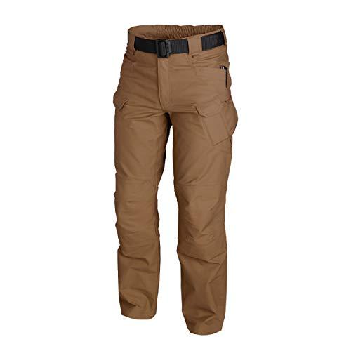 Helikon-Tex Urban Tactical Pants Ripstop Mud Brown, Mud Brown, L-R