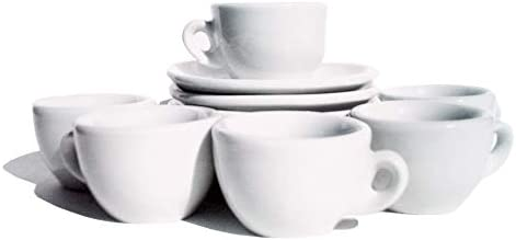 Max 44% OFF Nuova Point SWT6CP Sorrento White Max 68% OFF Porcelain 6-piece Espresso Cup