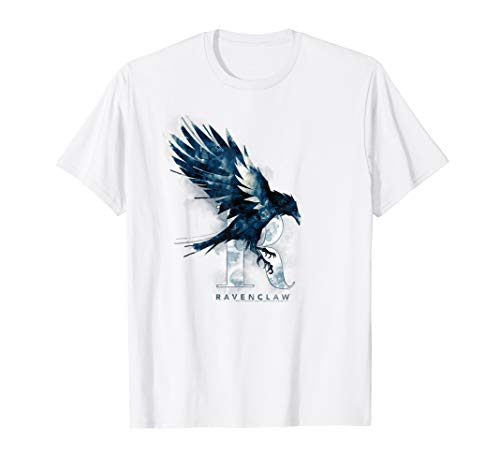 Harry Potter Ravenclaw Watercolor T-Shirt