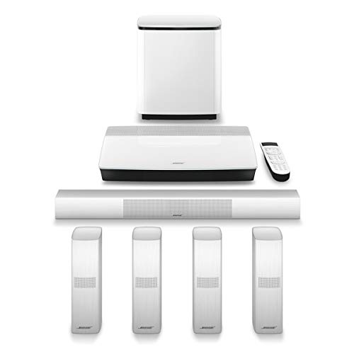 Home Theater Bose System Lifestyle 650 Branco 761683-1210