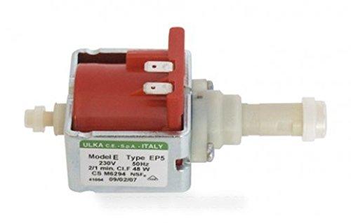 DeLonghi – pomp ULKA model E type EP5 48 W 230 V voor kleine elektrische apparaten DeLonghi