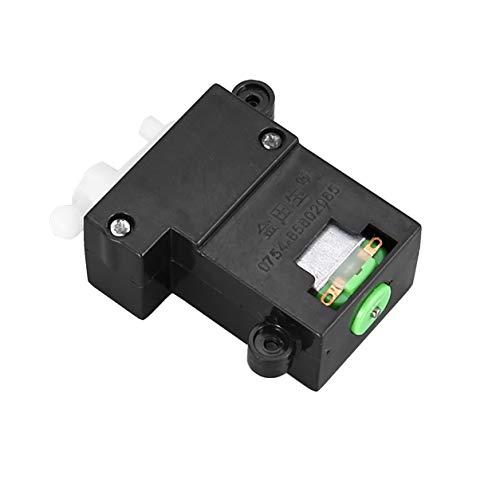 Dailyinshop Lenkgetriebe für RC 1/16 Kletterauto WPL B-1 / B-24 / C-14 / C-24 / B-16 (Farbe: Schwarz)