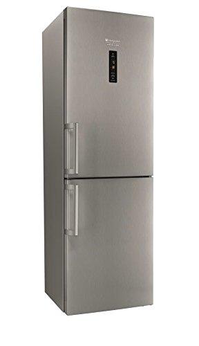 Hotpoint XH8 T2Z XOZH Libera installazione 340L A++ Acciaio inossidabile frigorifero con congelatore
