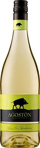 Bodegas Paniza Agostón Chardonnay Viura DO 2019 (1 x 0.75 l)