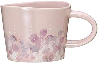 STARBUCKS スターバックス スタバ マグスパークル355ml マグカップ コップ 食器 桜 さくら 花びら 花弁 水滴 SAKURA 2020 陶器 桃 ピンク コーヒー