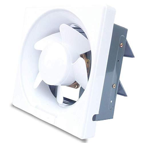 LFLLFLLFL Extractor de Baño Ventilador de Escape de baño Portátil Fan de Escape para Cocina para Cocina Baño Baño Dormitorio Sala de Estar Mall y Office 40 Decibeles