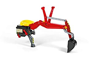 Rolly Toys Excavator Tractor Accesso...