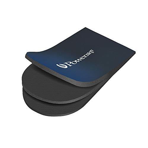 Powerstep Adjustable Heel Lift Cushion, blue, Medium Regular US