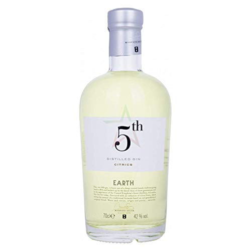5th EARTH Gin Citrics 42,00% 0,70 Liter