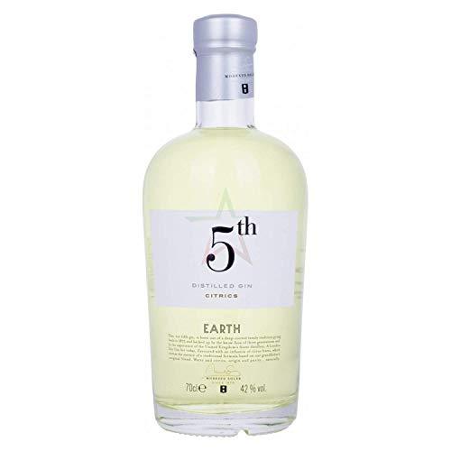 5th EARTH Gin Citrics 42,00% 0,70 Liter